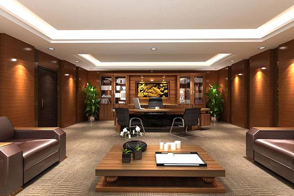 Đảm bảo tính thẩm mỹ là một trong những tiêu chuẩn thiết kế văn phòng mới nhất hiện nay