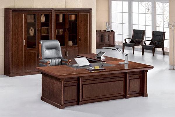 Thiết kế nội thất phòng Giám đốc theo phong thủy - cách lựa chọn tủ tài liệu