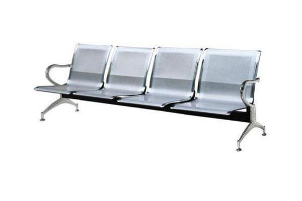 Mẫu ghế phòng chờ 4 chỗ ngồi 01