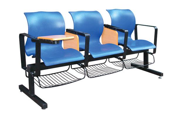 Mẫu ghế phòng chờ bằng gỗ 04