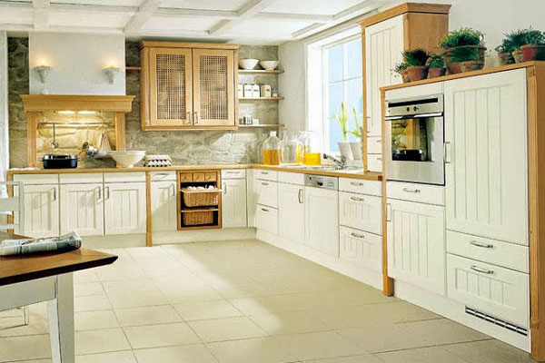 Đưa kiến trúc Đức vào phong cách thiết kế nội thất
