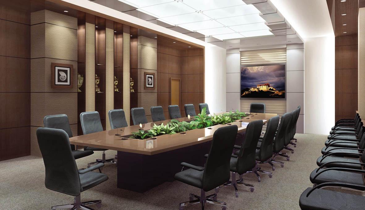Thiết kế nội thất văn phòng tại Bắc Giang ngày càng phát triển