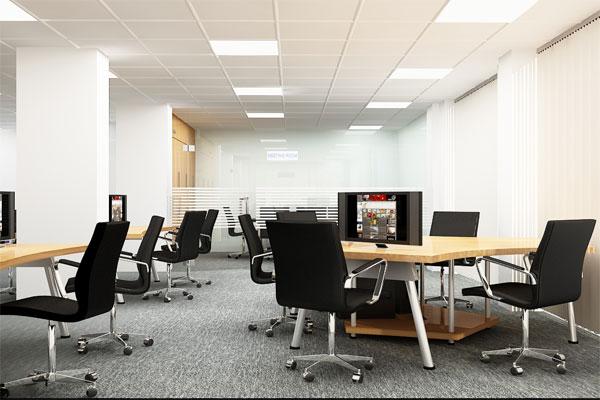 Nhu cầu thiết kế nội thất văn phòng tại Hưng Yên ngày càng lớn