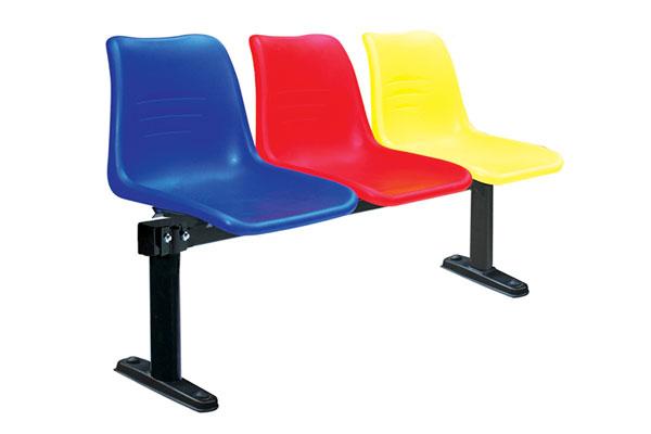 Mẫu ghế phòng chờ nhựa đẹp 01
