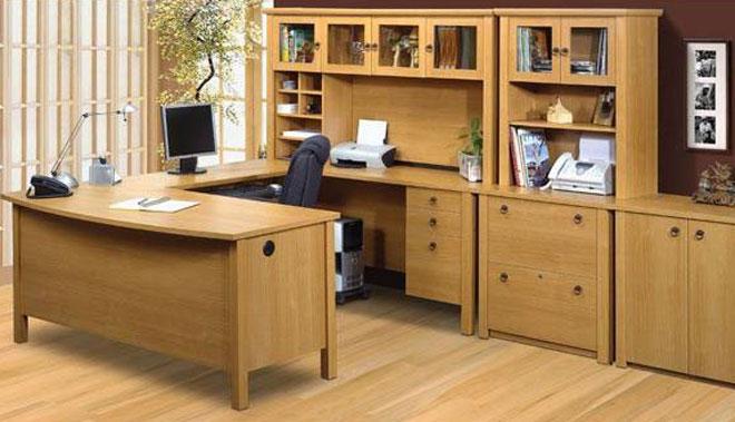 Quy luật đặt bàn làm việc văn phòng công ty