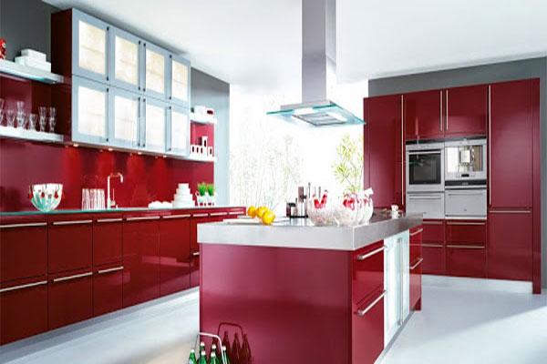Đưa kiến trúc Đức vào phong cách thiết kế nội thất - tông màu đơn giản