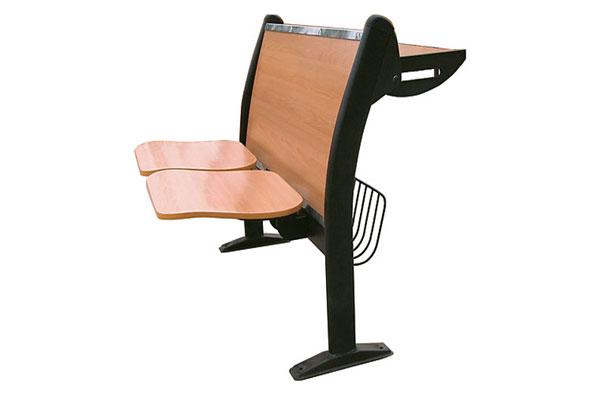 Mẫu ghế phòng chờ bằng gỗ 01
