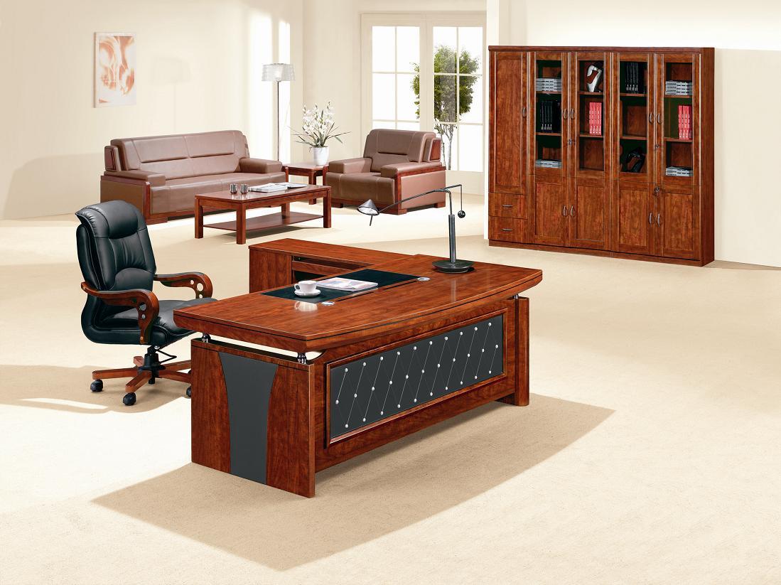 Nội thất phòng Giám đốc bằng gỗ được thiết kế đa dạng kiểu dáng