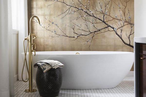Thiết kế nội thất theo phong cách Á Đông đương đại