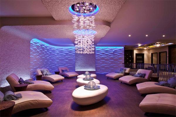 Thiết kế nội thất Spa lưu ý bố trí nội thất, ánh sáng phù hợp