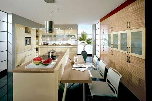 Đưa kiến trúc Đức vào phong cách thiết kế nội thất - đơn giản, dứt khoát