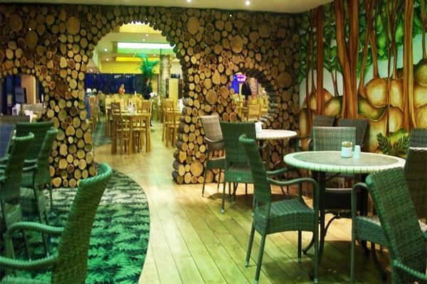 Thiết kế nội thất quán cafe phải hài hòa, đồng bộ