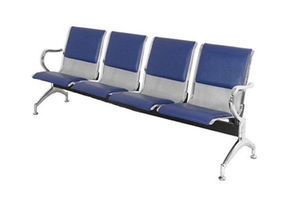 Mẫu ghế phòng chờ 4 chỗ ngồi 04