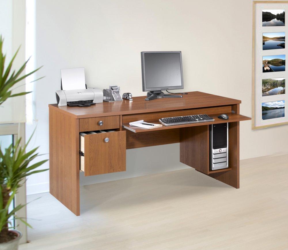Kích thước bàn làm việc theo phong thủy phải phù hợp với vóc dáng người ngồi