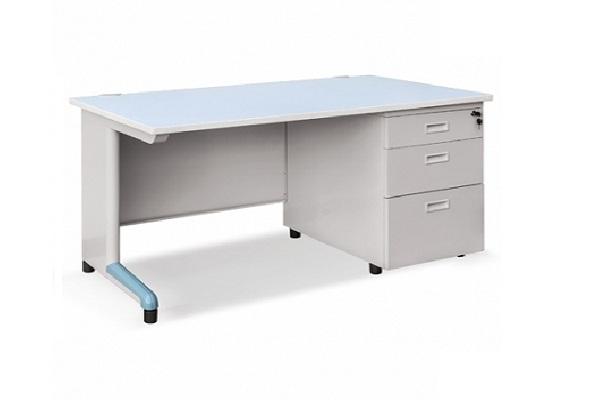 Bàn văn phòng BS14HK3-LG giá rẻ, độ bền cao.