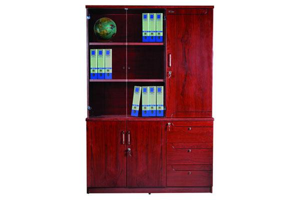 Tủ tài liệu đứng được thiết kế phù hợp với nhiều không gian