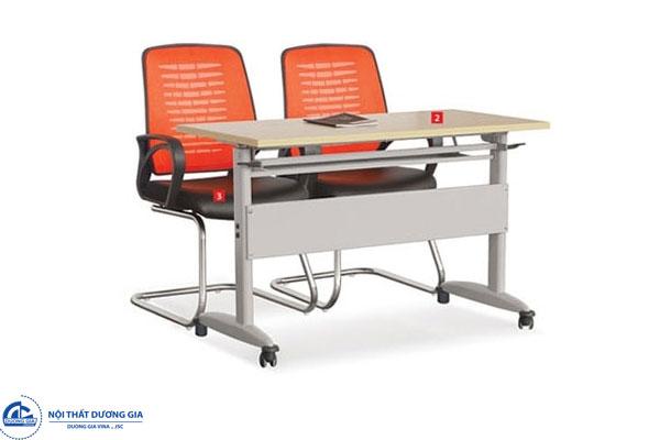 Bàn văn phòng BHL12 thiết kế linh động, hiện đại.