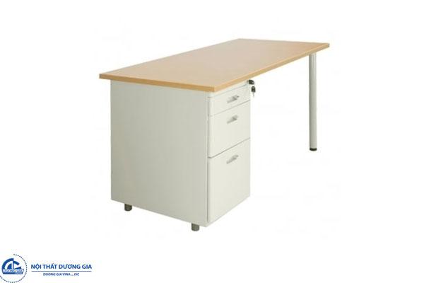Bàn văn phòng BCT14-HS1 giá rẻ, kiểu dáng đẹp.