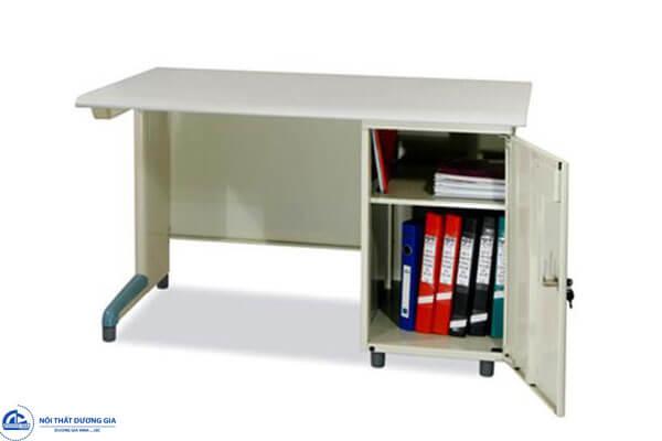 Bàn văn phòng BS14H1-LG hiện đại, giá tốt nhất.
