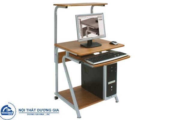 Bàn máy tính BMT97A giá rẻ, thiết kế ấn tượng