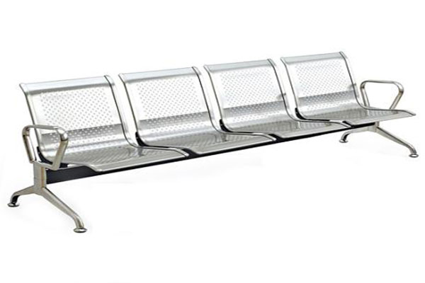 Ghế phòng chờ bằng inox phù hợp với mọi phòng chờ ở các công trình khác nhau