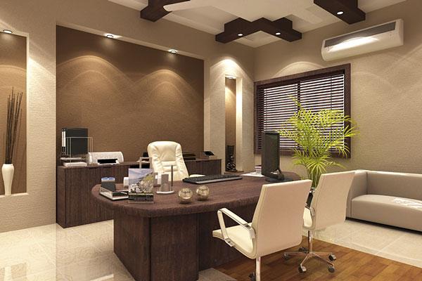 Phòng giám đốc nhỏ và những lưu ý khi thiết kế