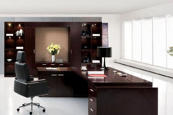Nội thất phòng Giám đốc bằng gỗ có độ bền vượt trội