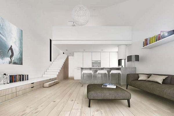Thiết kế nội thất theo yêu cầu giúp khách hàng sở hữu không gian như ý