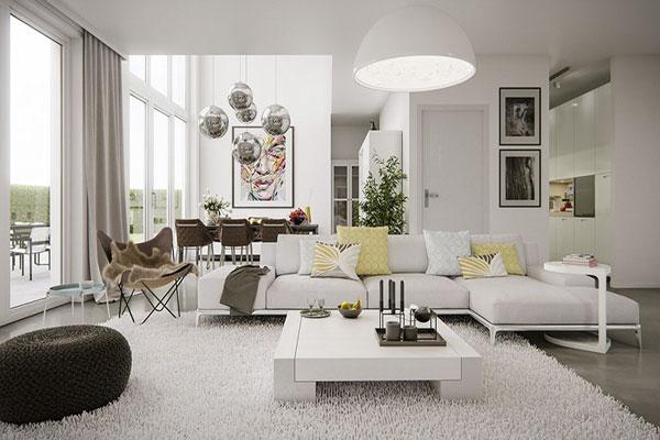Sử dụng thiết kế nội thất theo yêu cầu sẽ được tư vấn, hỗ trợ như mong muốn