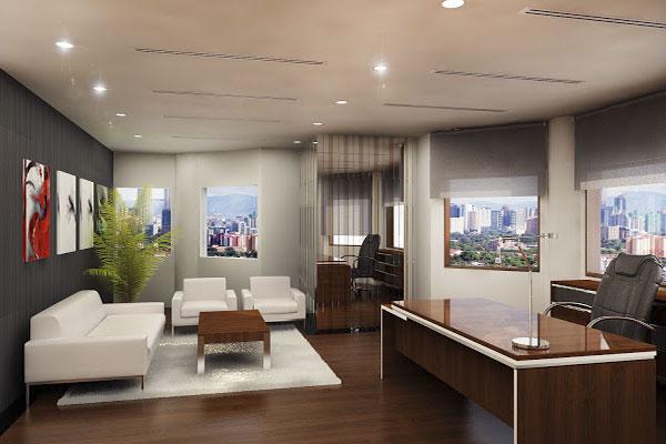 Thiết kế nội thất theo yêu cầu giúp công ty tạo dựng được niềm tin với khách hàng