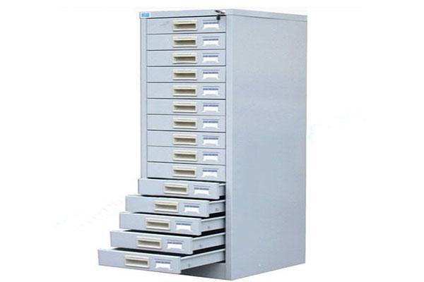 Tủ sắt văn phòng TU15F 15 ngăn kéo giá rẻ
