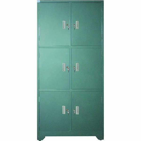 Tủ tài liệu 6 cánh, 6 ngăn