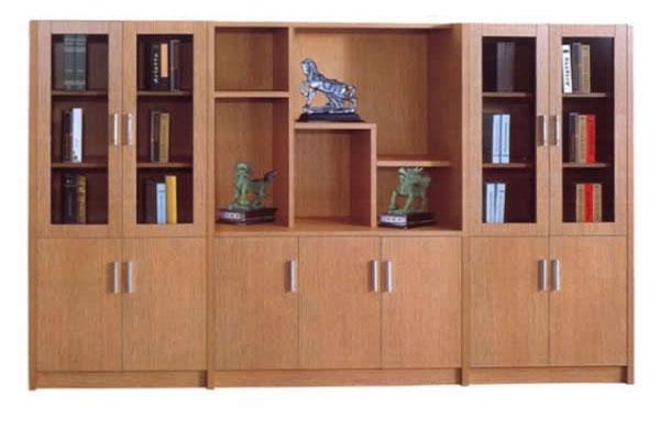 Tủ gỗ văn phòng có tính thẩm mỹ cao, đa dạng kiểu dáng thiết kế.