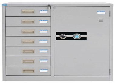 Tủ đựng tài liệu văn phòng bằng sắt có những ưu điểm NỔI BẬT gì?