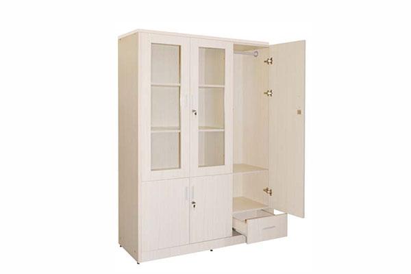 Tủ tài liệu Xuân Hòa được làm bằng gỗ mẫu 01