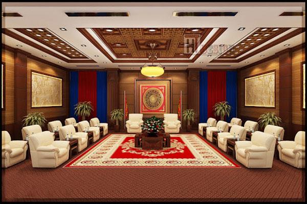 Top 7 mẫu thiết kế nội thất phòng khánh tiết đẳng cấp 2017
