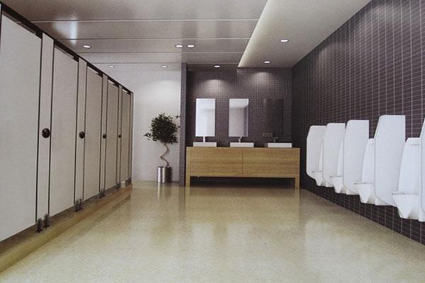 Những lưu ý khi thi công vách ngăn vệ sinh