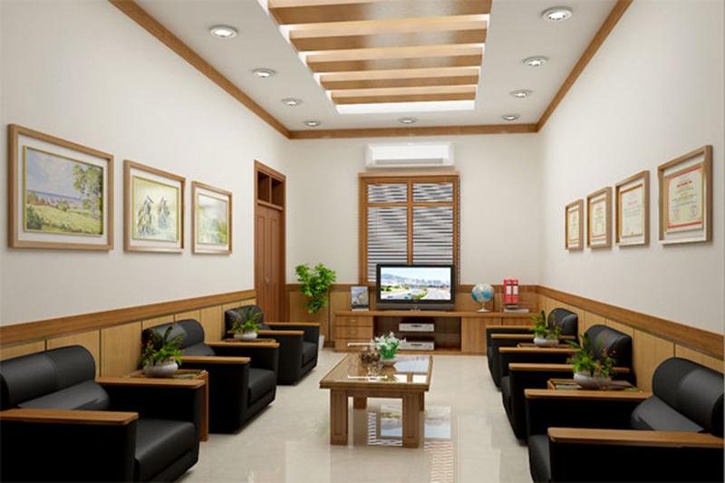 Mẫu thiết kế nội thất phòng khánh tiết 05