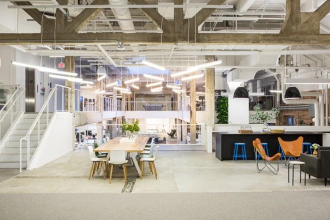 Thiết kế nội thất văn phòng cho tập đoàn lớn cần đặc biệt chú ý để đem lại hiệu quả kinh doanh và thương hiệu