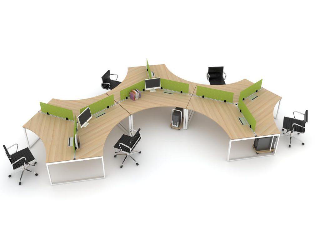 Tác dụng của bàn làm việc văn phòng