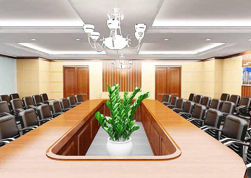 Những lưu ý cơ bản khi chọn nơi bán bàn ghế phòng họp tại Hà Nội