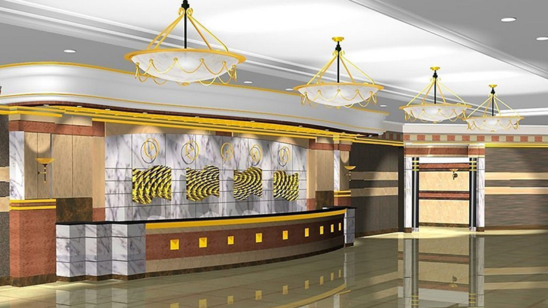 Lựa chọn nội thất khách sạn phù hợp với thứ bậc khách sạn và nguồn tài chính