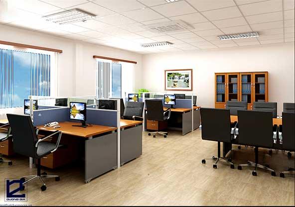 Lưu ý về ánh sáng tự nhiên trong thiết kế văn phòng