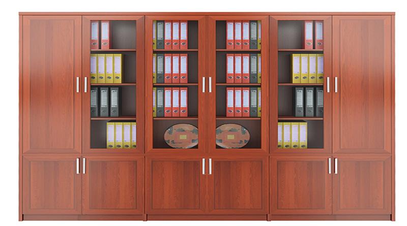 Tủ tài liệu bằng gỗ