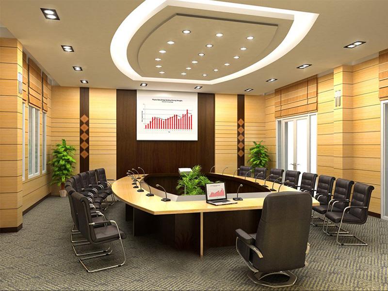 Thiết kế hệ thống thiết bị cho phòng họp nhỏ