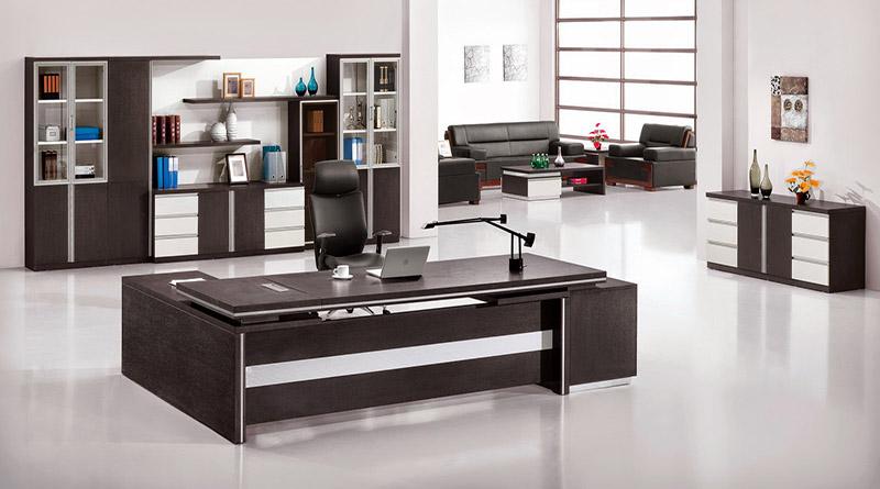Thiết kế nội thất phòng giám đốc theo phong cách hiện đại mẫu 4