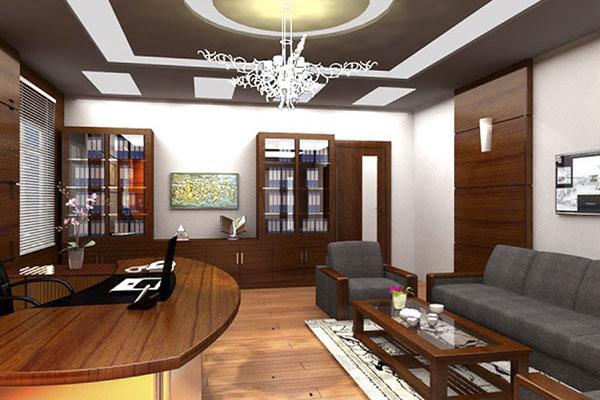Công ty tư vấn thiết kế nội thất văn phòng tại Hà Nội