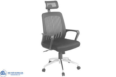 Ghế văn phòng GX401B-HK kiểu dáng thời trang, hiện đại