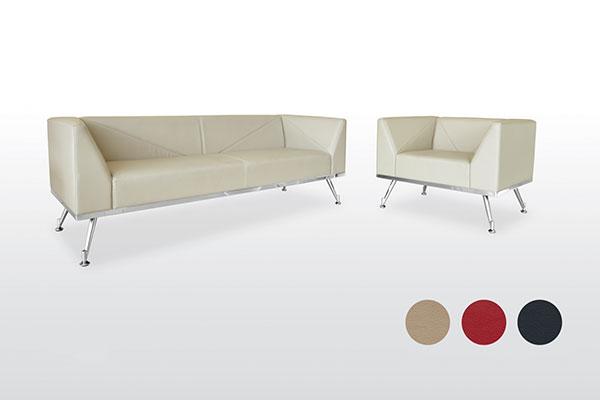 Ghế Sofa da nhập khẩu Malaysia cao cấp mẫu 01
