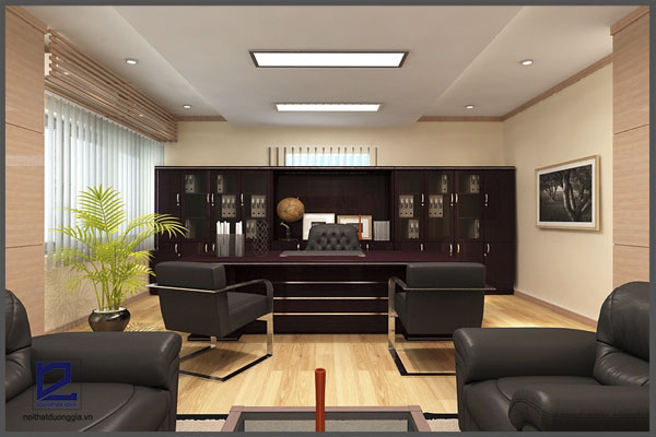 Những lưu ý khi thiết kế nội thất văn phòng cho tập đoàn lớn